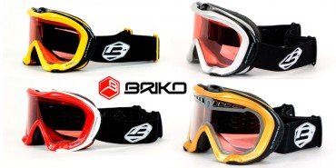 Briko gogle narciarskie snowbordowe Full FIt Extension