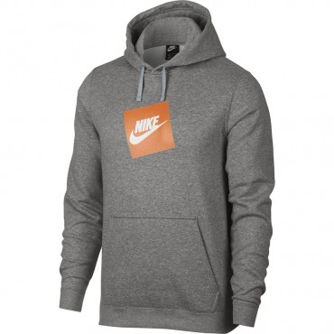 Bluza męska z kapturem Nike Just Do It bawełniana 928719 063